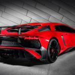 Galería de fotos Lamborghini Aventador LP750-4 Superveloce