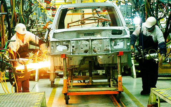 Creció la producción de vehículos en junio