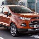 Ford determina que los millenials eligen cada vez más SUVs