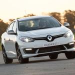 Lanzamiento: Renault Fluence GT2