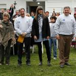 Toyota Argentina inauguró el nuevo edificio de la Escuela Nº 38 de Azul