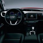 Lanzamiento Nueva Toyota Hilux srx