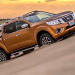 Nueva Nissan NP300 Frontier: Lista para lo que sea