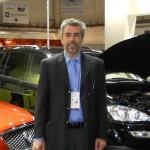 Alejandro Lamas analizó la venta de vehículos