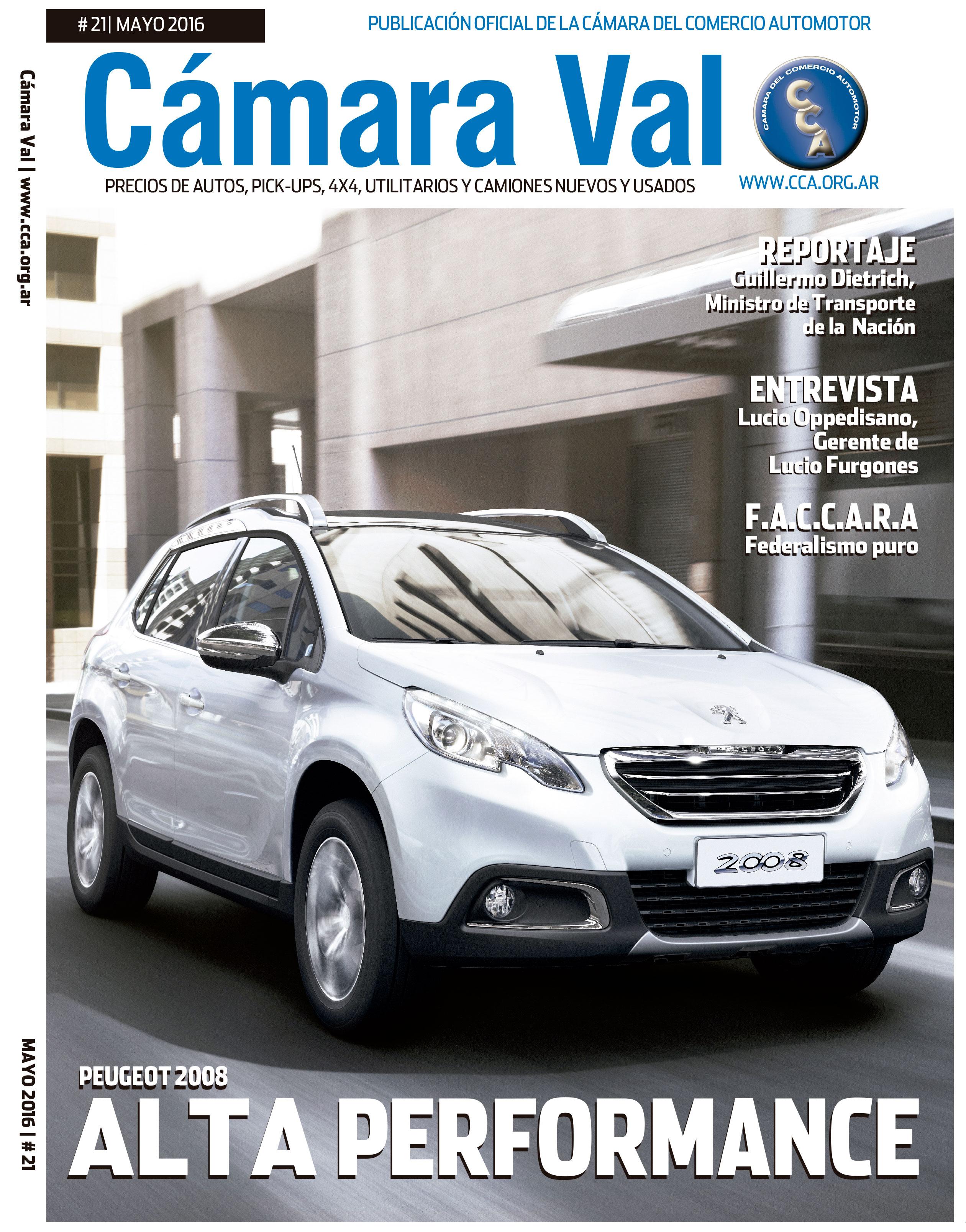 Camara Val 21 (Mayo 2016)