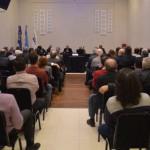 Reunión informativa con socios de la CCA