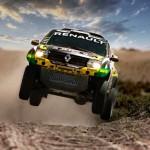 Renault vuelve al ataque en el Rally Dakar 2017