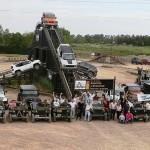 Jeep celebró su 75º aniversario en el Jeep Park
